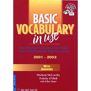 Basic Vocabulary In Use - Từ Vựng Căn Bản