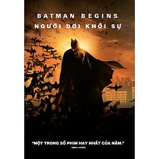 Người Dơi Khởi Sự - Batman Begins (DVD9)