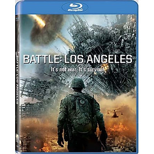 BATTLE: LOS ANGELES (BLU-RAY DISC)