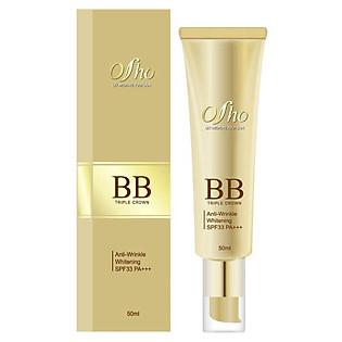 Kem BB Chống Lão Hóa BB Cream Wrinkle SPF 33++ Osho (50Ml)