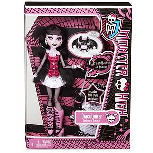 Búp Bê Monster High Và Phụ Kiện BBC40