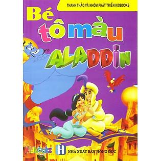 Bé Tô Màu Aladdin