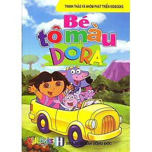 Bé Tô Màu Dora