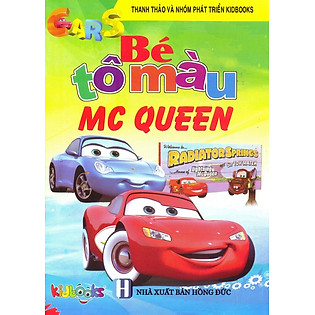 Bé Tô Màu Mc Queen