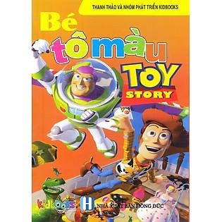 Bé Tô Màu Toy Story