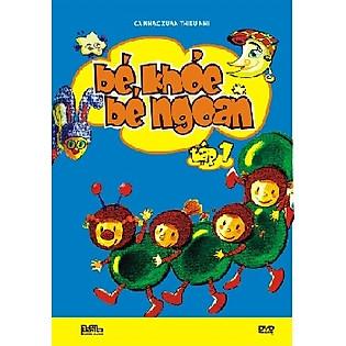 Bé Khỏe Bé Ngoan 1 (DVD)