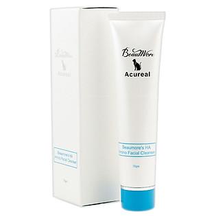 Sữa Rửa Mặt Dưỡng Da Cao Cấp Beaumore - HA Amino Facial Cleanser  HH008 (75G)