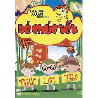 Bé Chúc Tết (DVD)