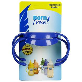 Bộ 2 Tay Cầm Bình Born Free - BF00122