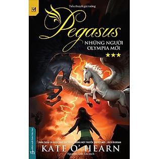 Pegasus (Tập 3) - Những Người Olympia Mới (Tặng Kèm Postcard)