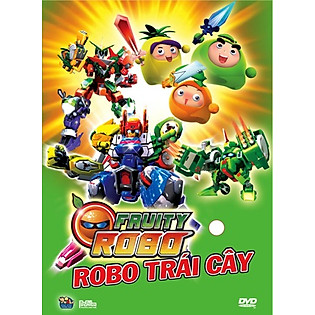 Robot Trái Cây (DVD) - Tập 6
