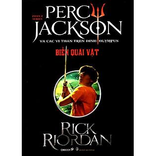 Percy Jackson Tập 2: Biển Quái Vật (Tái Bản 2014)