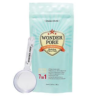 Bột Đắp Mặt Nạ Etude House Wonder Pore Modeling Ultra Clear (80G)