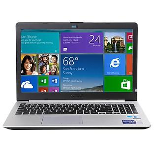 Laptop Asus K551LA-XX315H Bạc