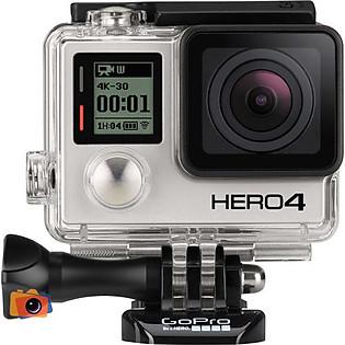 Action Camera GOPRO HERO 4 Black (Chính Hãng)