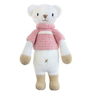 Gấu Lizzie Bobicraft WT-125ACR-F-L