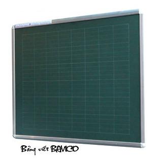 Bảng Viết Phấn Bavico BP01 Xanh – 0.4 X 0.6 M