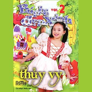 Thủy Vy - Búp Bê Đẹp Xinh Vol.2 (DVD)