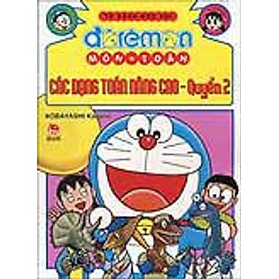 Doraemon Học Tập: Các Dạng Toán Nâng Cao (Tập 2) (Tái Bản 2015)