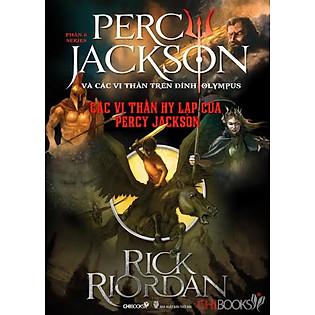 Percy Jackson Tập 6: Các Vị Thần Hy Lạp Của Percy Jackson