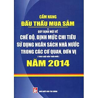 Cẩm Nang Đấu Thầu Mua Sắm 2014