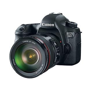 Canon EOS 6D + 24-105Mm F/4L (Lê Bảo Minh)
