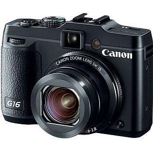 """Canon Powershot G16  - 12.1MP, Zoom 5X (Lê Bảo Minh)"""