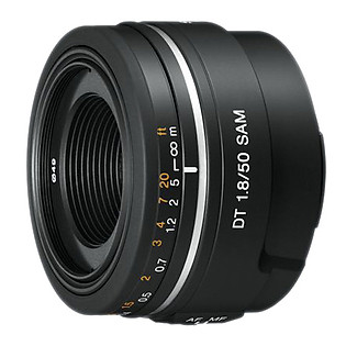 Lens Sony SAL 50Mm F1.8 SAM