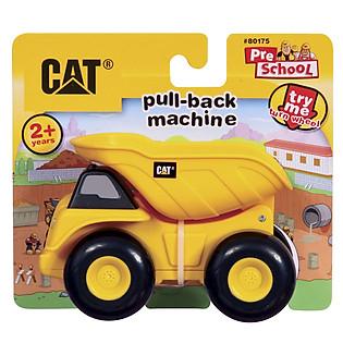Đồ Chơi Lắp Ráp Toy State CAT - Xe Ben Bánh Trớn CAT80175D