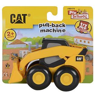 Đồ Chơi Lắp Ráp Toy State CAT - Xe Xúc Mini Bánh Trớn CAT80175S