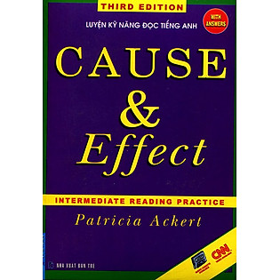 Cause And Effect (Kèm CD)