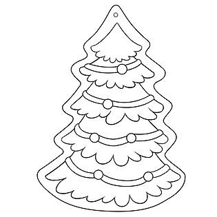 Khéo Tay Trang Trí - Cây Thông Giáng Sinh