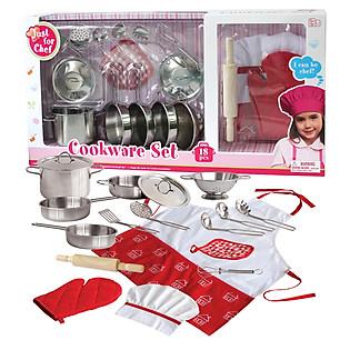 Bộ 18 Món Đồ Dùng Nhà Bếp Đảm Đang Just For Chef - CH205114