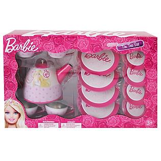 Bộ Ấm Trà 15 Món Champion Barbie Xinh Xắn CH41007-BB