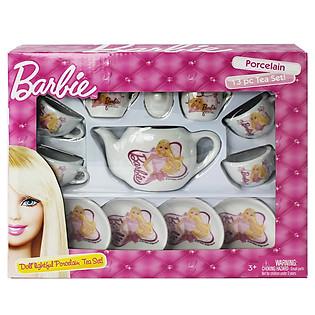Bộ Ấm Trà 13 Món Champion Barbie Công Chúa CH9713-BB-1