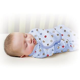Chăn Quấn Summer Infant - Màu Xanh Nhạt -  Size S - SM72150