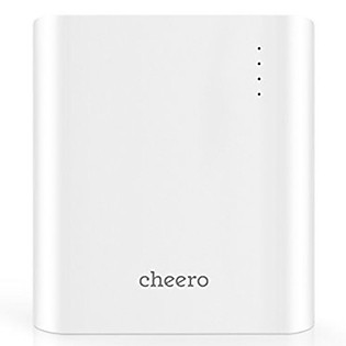 Pin Sạc Dự Phòng Cheero Power Plus 3 Mini CHE-059 13400 Mah