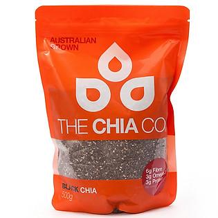 Thực Phẩm Chức Năng Chia Seed Hạt Màu Đen (Túi 500G) - 204294