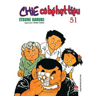 Chie - Cô Bé Hạt Tiêu - Tập 51