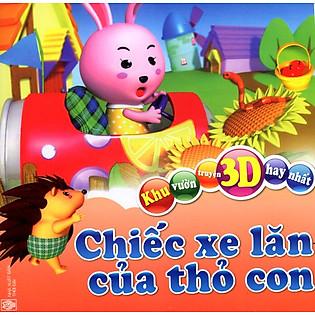 Khu Vườn Truyện 3D Hay Nhất - Chiếc Xe Lăn Của Thỏ Con
