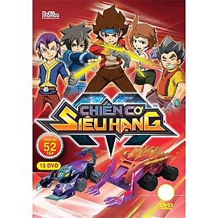 Chiến Cơ Siêu Hạng - DVD 5