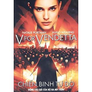 Chiến Binh Tự Do - V For Vendetta(DVD)