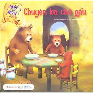 Ngày Xửa Ngày Xưa - Chuyện Ba Chú Gấu
