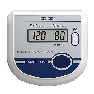 Máy Đo Huyết Áp Điện Tử Bắp Tay Citizen CH-452
