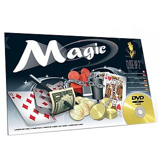 Bộ Dụng Cụ Đặc Biệt 2 Oid Magic CL2 + DVD