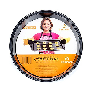 Khay Nướng Bánh CD 24X3.9Cm Carlmann CM008235