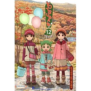 Yotsuba & Cỏ 4 Lá -Tập 12 (Tái Bản)