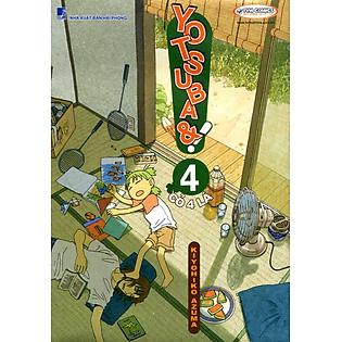 Yotsuba & Cỏ 4 Lá -Tập 4 (2014)