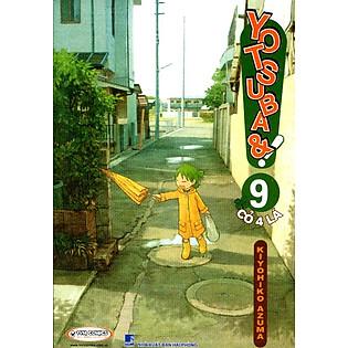 Yotsuba & Cỏ 4 Lá - Tập 9 (2014)