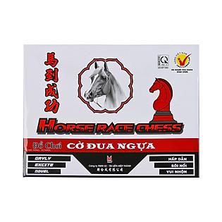 Cờ Cá Ngựa Hộp Giấy Lớn - HCNHGL/KCNHGL